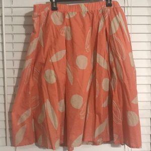 Lane Bryant exquisite skirt!
